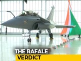"Video : ""No Roving Inquiry Needed"": On Rafale, Top Court Rejects Review Petitions"