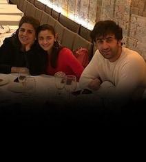 Viral: Inside Alia Bhatt's Dinner Date With Ranbir And Neetu Kapoor