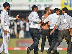 Virat Kohli Saves Pitch Invader From Security Personnel In Indore. Watch