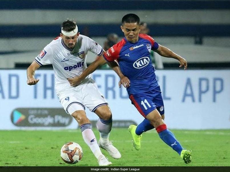 ISL: Bengaluru FC Beat Chennaiyin FC 3-0 To Register Season