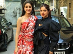 Bhumi Pednekar And Ananya Panday Have Got Your Party Dresses Covered