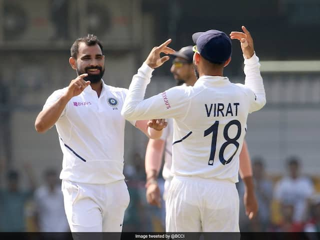 Virat Kohli Asks Indore Crowd To Cheer For Mohammed Shami And Not Him. Watch Video
