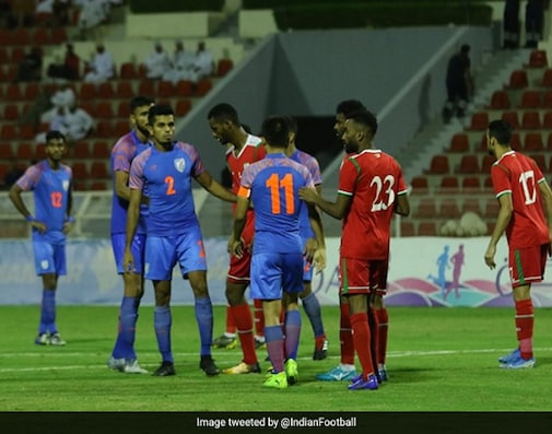 India Lose 0-1 To Oman, Virtually Out Of Contention For World Cup Berth