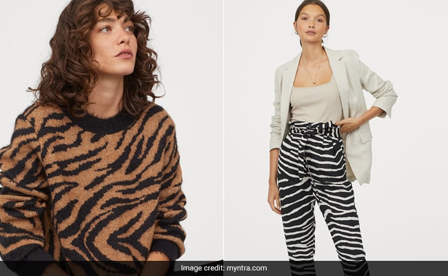 Trend Alert: 8 Ways To Walk On The Wild Side In Animal Prints This Winter