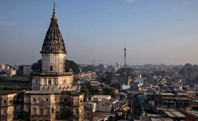 """Ayodhya Verdict: """"5-Acre Land For Mosque Must Be In..."""" Muslim Leaders Make Key Demand"""