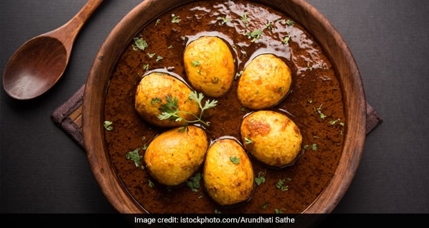Egg Masala Recipe How To Make Dry Egg Masala Boiled Egg Recipes