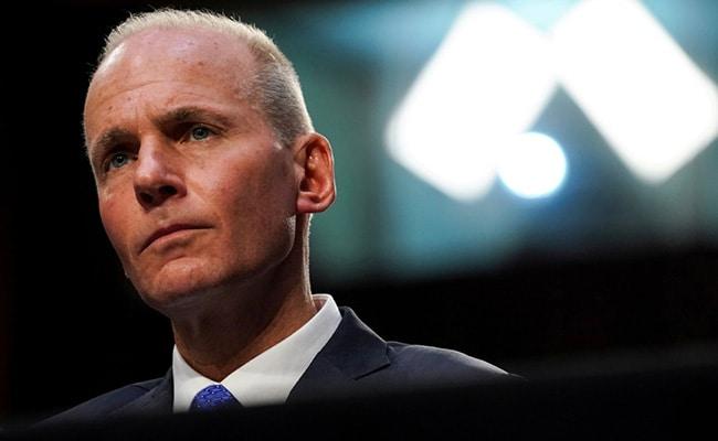 Boeing CEO Dennis Muilenburg Steps Down, Chair David Calhoun Named Chief