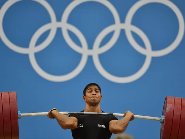 NADA Sanctions On Weightlifters Not To Affect Indias 2020 Tokyo Olympics Quota Places