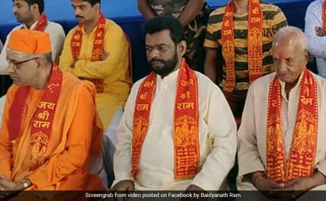 Ex-BJP Minister Baidyanath Ram Joins Jharkhand Mukti Morcha, To Contest From Latehar