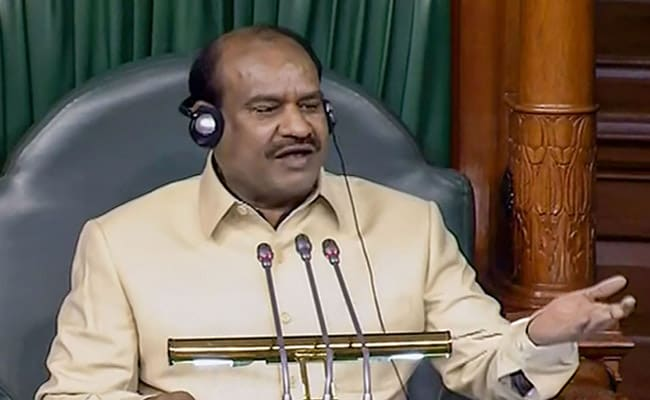 Improve Quality Of Questions: Lok Sabha Speaker Tells Members