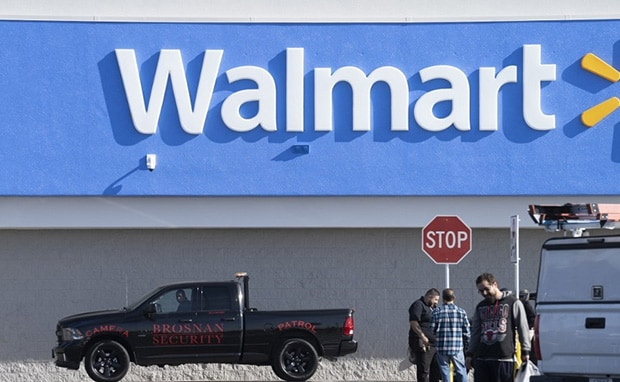 At least three killed in shooting at Oklahoma Walmart, authorities say