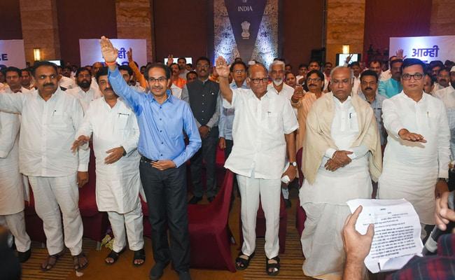 शरद पवार चला रहे महाराष्ट्र, उद्धव ठाकरे से मिलने का कोई फायदा नहीं : चंद्रकांत पाटिल