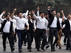 Delhi Lawyers' Strike To Continue As Meeting With Police Inconclusive