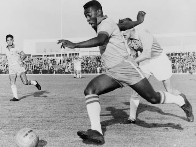 Brazil Legend Pele Scored His 1000th Goal On This Day, 50 Years Ago. Watch
