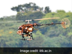 IIT-Kanpur Develops Unmanned Drone, Claims Will Improve Disaster Response