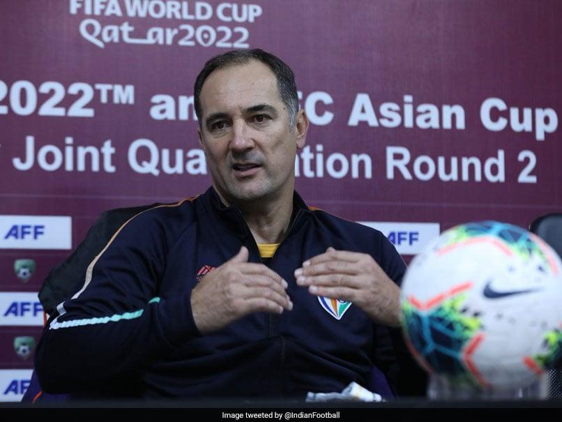 "FIFA World Cup Qualifiers: Indian Football Team Has ""Steep Mountain To Climb"" Against Oman, Says Igor Stimac"