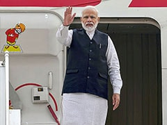 PM Modi Leaves For Brazil To Attend 2-Day BRICS Summit