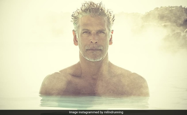 This Is What 54 Looks Like When You Are Milind Soman