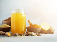 Start Your Day With This Golden Drink To Prevent Bloating, Lose Weight And Reduce Joint Pain