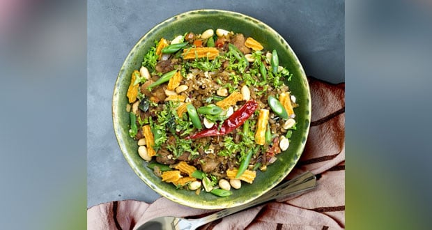 High-Protein Diet: Prepare This Soya Poha At Home For A Healthy Start To Your Day
