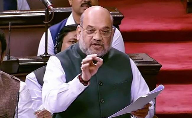 Modi Government Committed To Serve 130 Crore Indians: Amit Shah