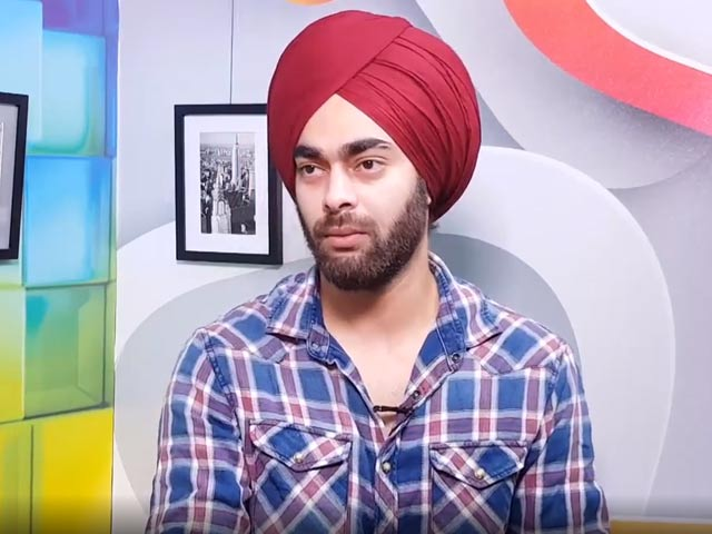 Just Because I Am A Sardar Doesn't Mean I Am Always Funny: Manjot Singh