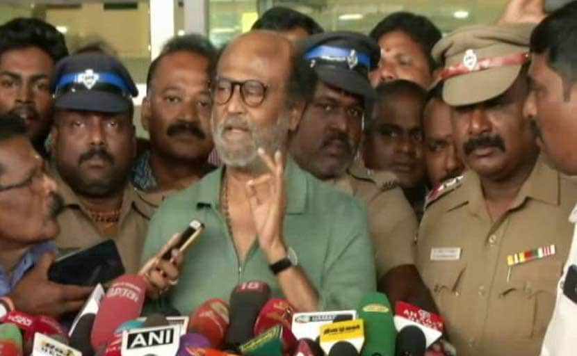 உள்ளாட்சித் தேர்தல்: Rajini கொடுத்த ஷாக்!
