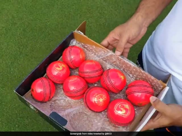 IND vs BAN 2nd Test: Now the Pink ball has been talk of the town, Bcci describes all the quality