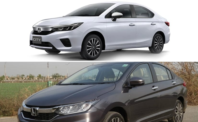 The fifth-generation Honda City has been unveiled in Thailand.