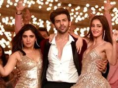 <i>Pati Patni Aur Woh</i> Song <i>Ankhiyon Se Goli Mare</i>: Kartik Aaryan, Bhumi Pednekar And Ananya Panday Introduce The New Dance Anthem