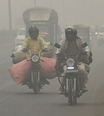 Delhi World's Most Polluted City, Three Indian Cities In Top 10: Report