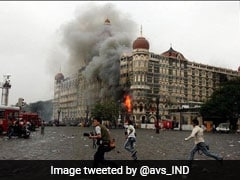 On 26/11 Anniversary, US Says Standing With India In Anti-Terror Fight