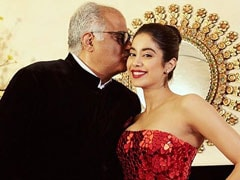 Janhvi Kapoor's Birthday Post For Father Boney Kapoor: 'Now, You're My Best Friend'