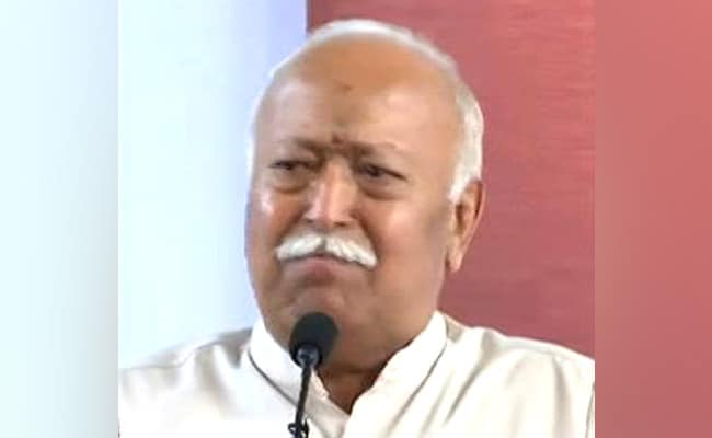 Nature Should Be Nurtured, Not Just Consumed: Mohan Bhagwat
