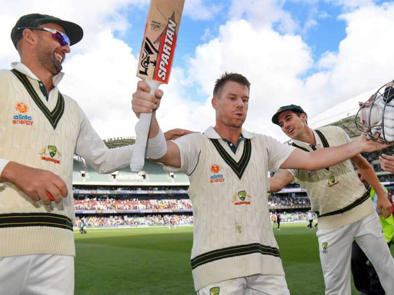 Tim Paine Trolled For Declaration With David Warner Not Out On 335