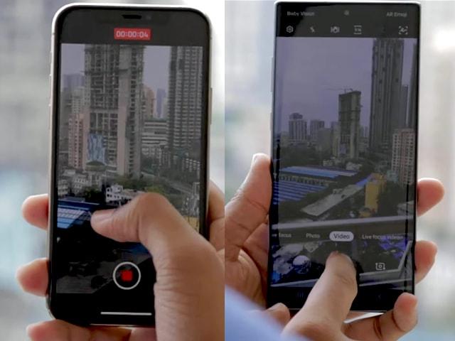 Videos : आईफोन 11 प्रो और गैलेक्सी नोट 10+ में कौन?