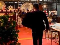 'ईद राधे की' फिल्म में सलमान खान के लुक का हुआ खुलासा, इस अंदाज में नजर आएंगे 'भाईजान'...देखें Video