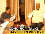 Video : NCP-Congress-Sena Inch Towards Maharashtra Alliance
