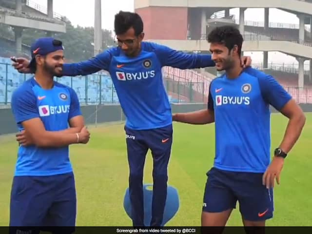 """India vs Bangladesh: Shivam Dube Tells Yuzvendra Chahal """"Playing For The Country, A Proud Moment"""" Ahead Of 1st T20I"""