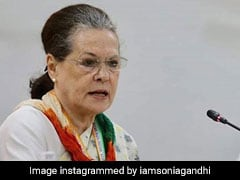 """We Will Win Maharashtra Floor Test,"" Says Sonia Gandhi"