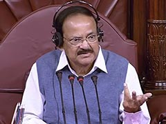 Make Good Use Of Opportunity: Venkaiah Naidu To New Rajya Sabha Members