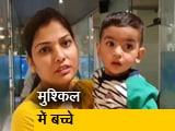 Video : बच्चों पर बुरा असर डाल रहा प्रदूषण