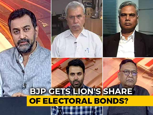 Video : BJP: The 'Bond' Of All Parties?