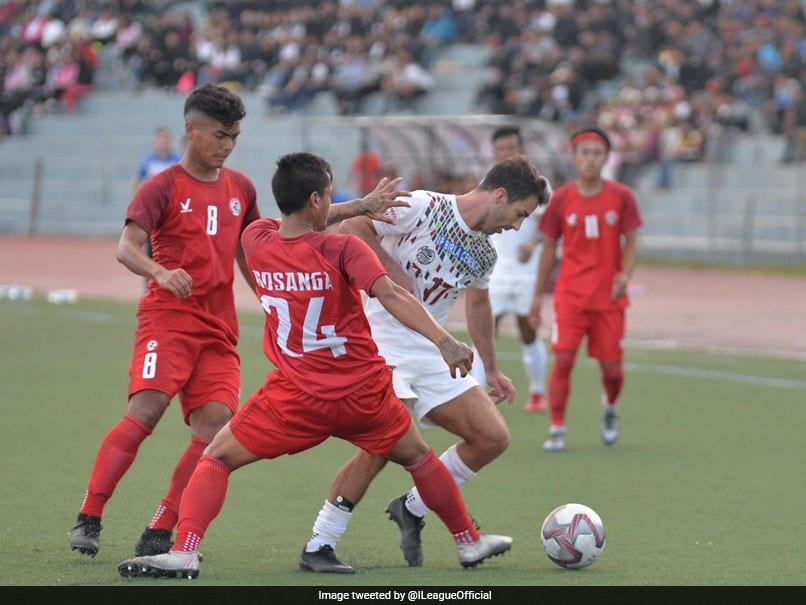 I-League: Aizawl FC Hold Mohun Bagan To Goalless Draw In Season Opener