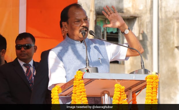"""""""Will Win With 1 Lakh Votes"""": Raghubar Das On Jamshedpur East Seat"""
