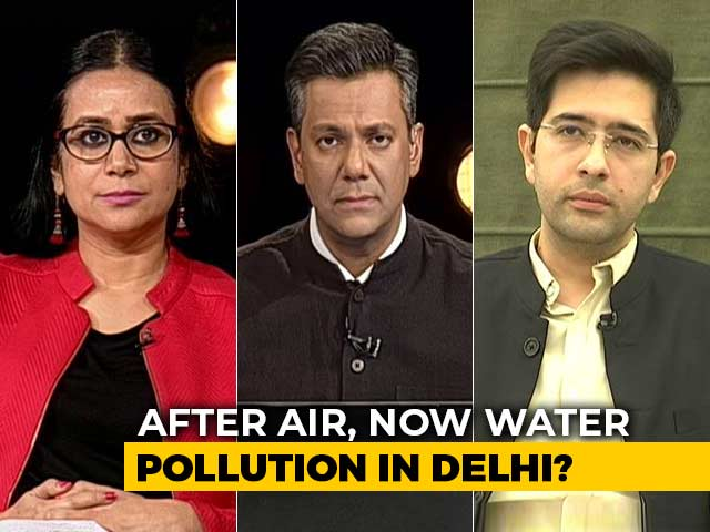 Video : Delhi's Tap Water 'Most Unsafe': Has Politics Muddied The Waters?