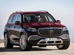 Mercedes-Maybach GLS 600 Makes Its Global Debut