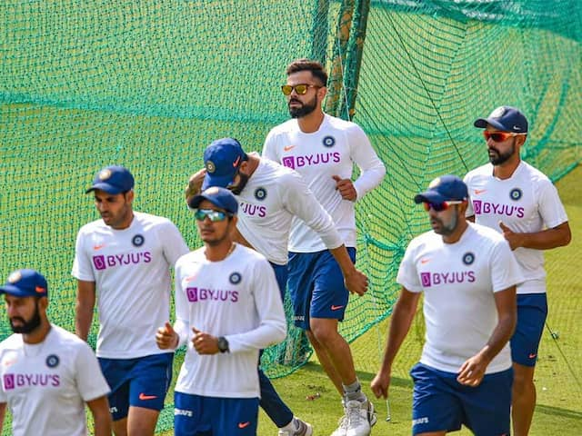 India vs Bangladesh: Indian Players Practice With Red Ball, Pink Ball To Gear Up For Two-Test Series