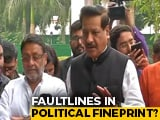 Video : 'Maha' Faultlines In The Political Fineprint?