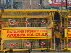 """No Graveyard In Ram Janmabhoomi"": Ayodhya Official On Lawyer's Claim"